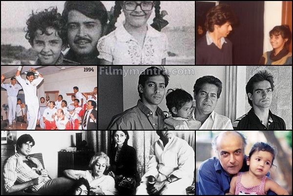 Historical Photos of Indian Celebrities