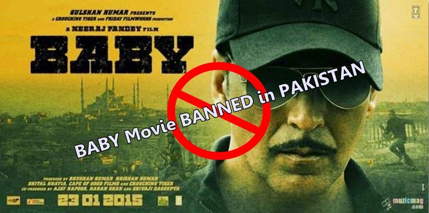 Akshay Kumar Starrer BABY Banned in Pakistan