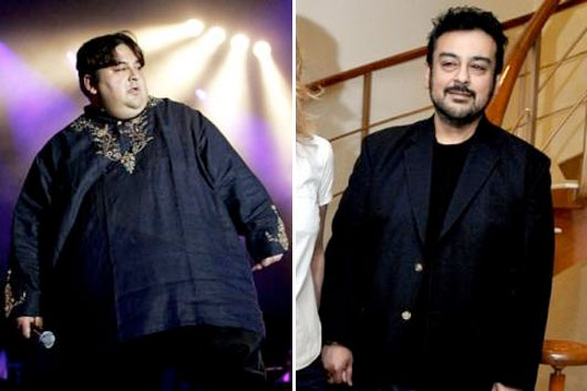 adnan-sami-before-after-pictures