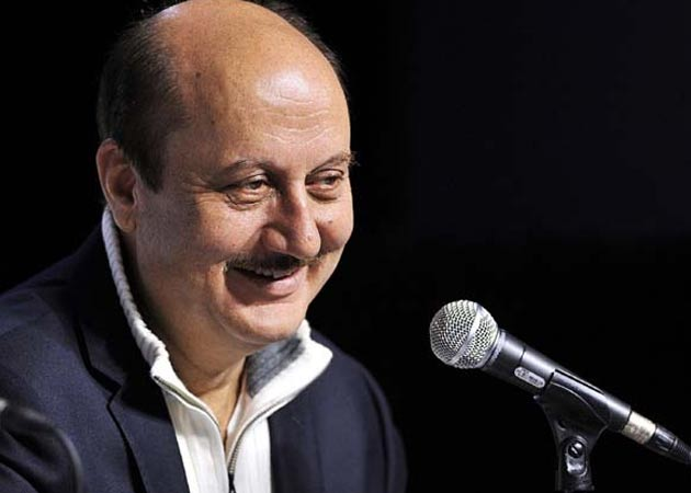 I want to keep working till I die : Anupam Kher
