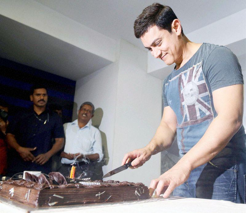 Aamir Khan turns 49
