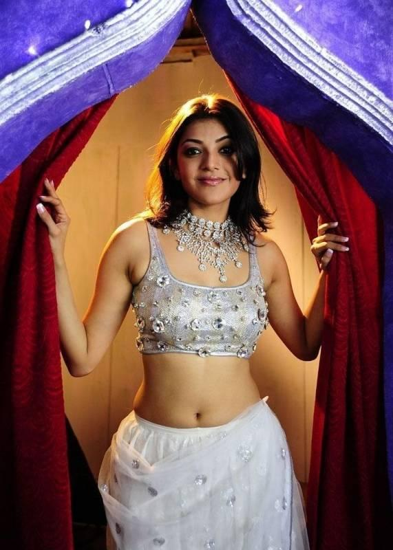 Kajal Agarwal Very Rare Hottest Pics For The First Time