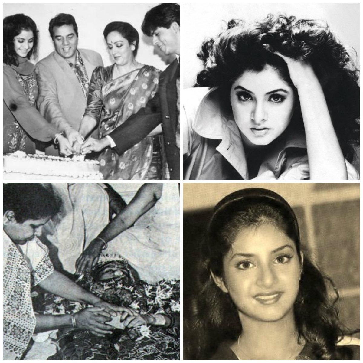 12 Unseen Photos Of Actress Divya Bharti - Bollywood News And Gossip-2668