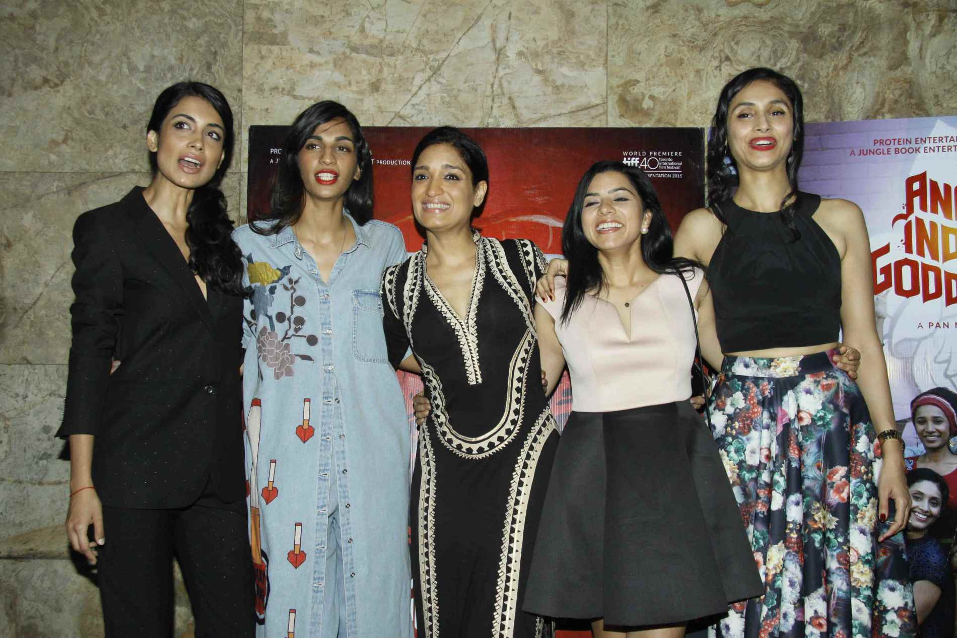 Special screening of Angry Indian Goddesses film