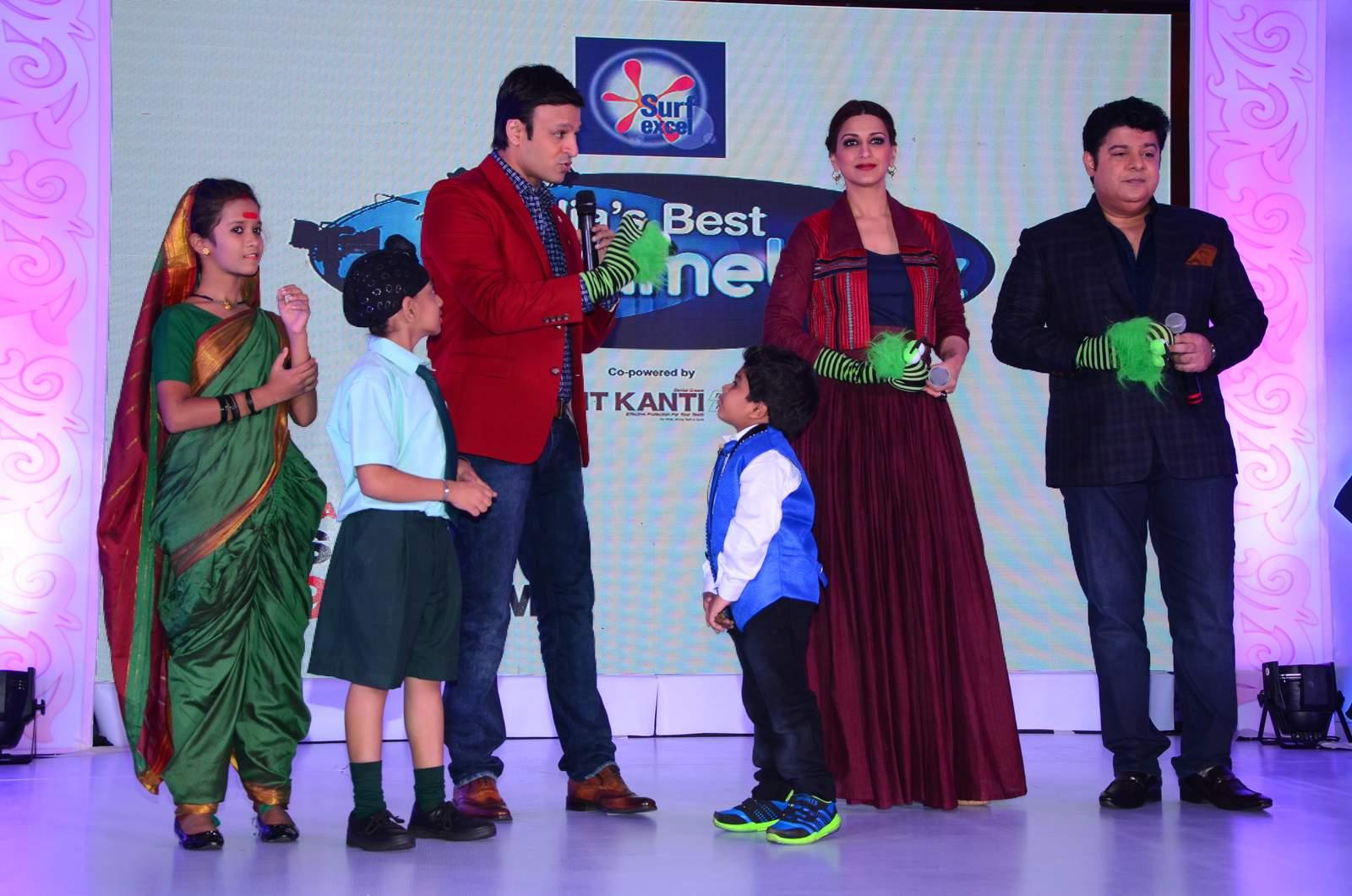 Sonali Bendre at Launch of India's Best Dramebaaz season2