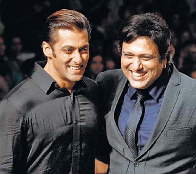 Salman Khan govinda