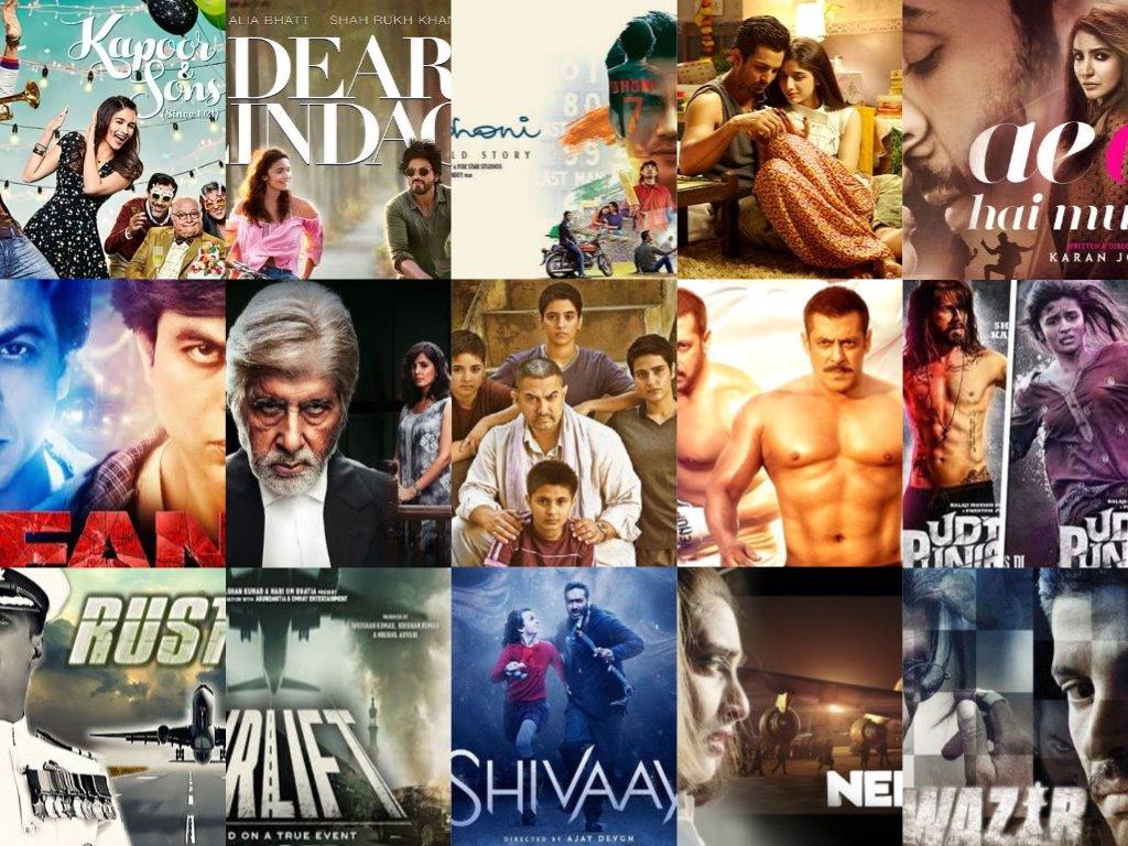 Best Bollywood Movies Of 2016 Filmymantra