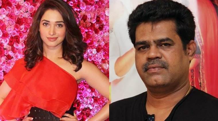 director Suraj and tamanna