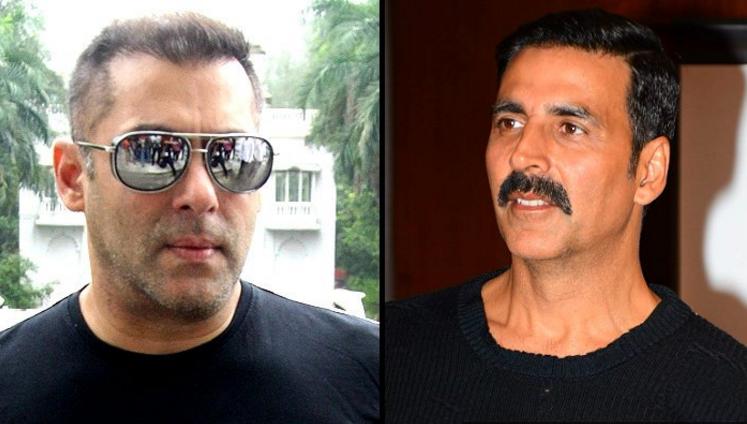 Akshay Kumar , Salman Khan