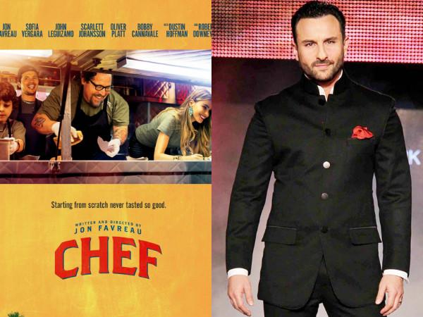 Chef Upcoming Hindi