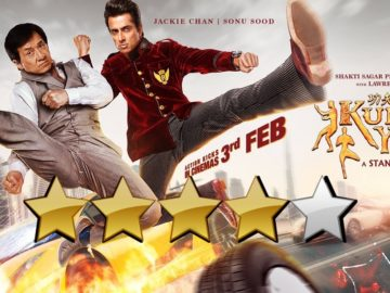 Kung Fu Yoga Review