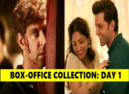 Kaabil day 1 box office collection bollywood news and gossip - Box office collection news ...