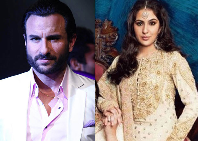 Saif Ali Khan's Advice To Daughter Sara Ali Khan On Her ...