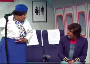 Kapil Sharma Mocks About His Own Fight With Sunil Grover On His Show