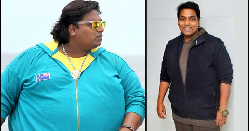 Ganesh Acharya's amazing transformation from fat to fit