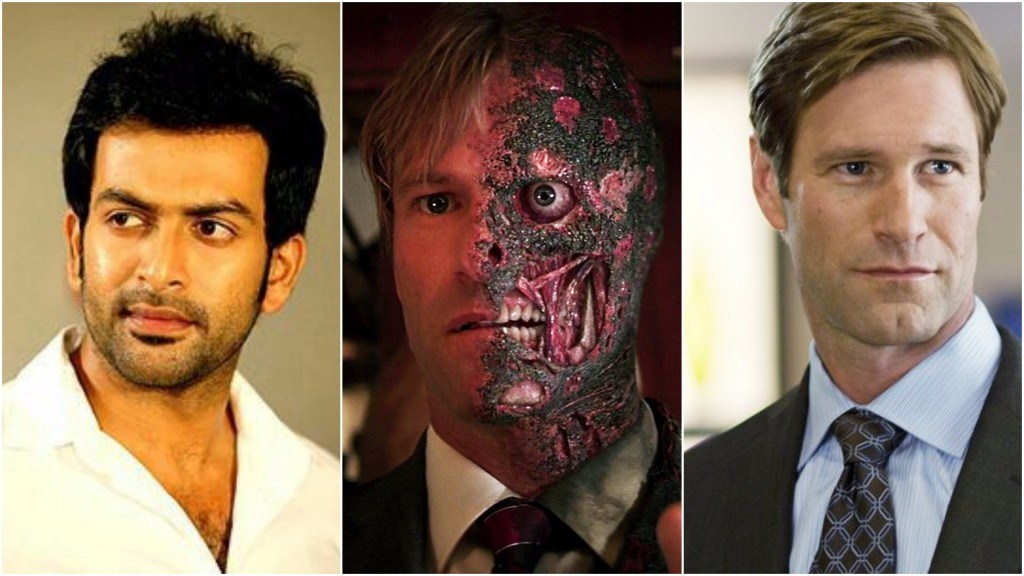 The Dark Knight Trilogy bollywood cast