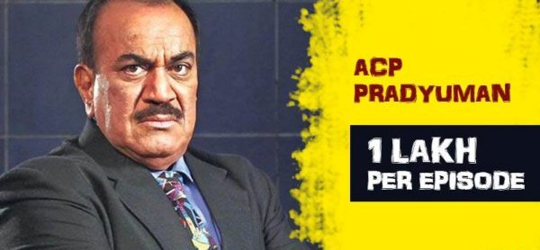 This Is How Much CID Stars From ACP Pradyuman To Daya Gets