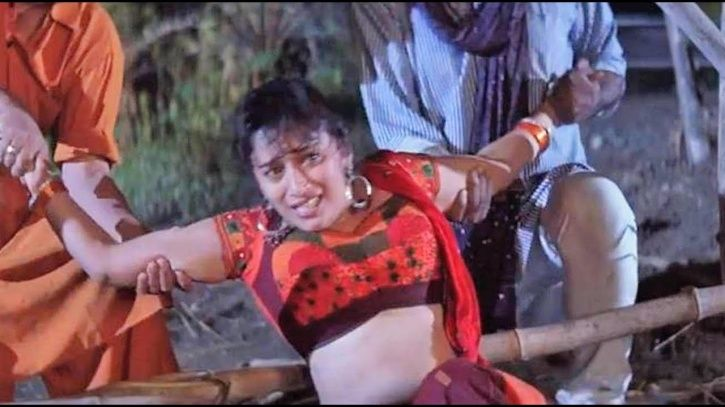 Madhuri Dixit Was Once Forced To Do A Rape Scene And It -3321