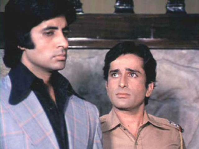 Amitabh Bachchan Shashi Kapoor