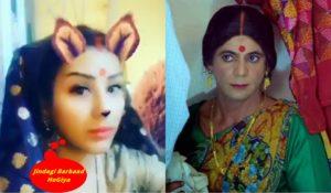 Forget Sunil Grover as Rinku Bhabhi, we have Shilpa Shinde singing 'Jindagi Barbaad Ho Giya'