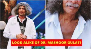 Sunil Grover aka Dr. Mashoor Gulati Has A Doppelganger In Srilanka!