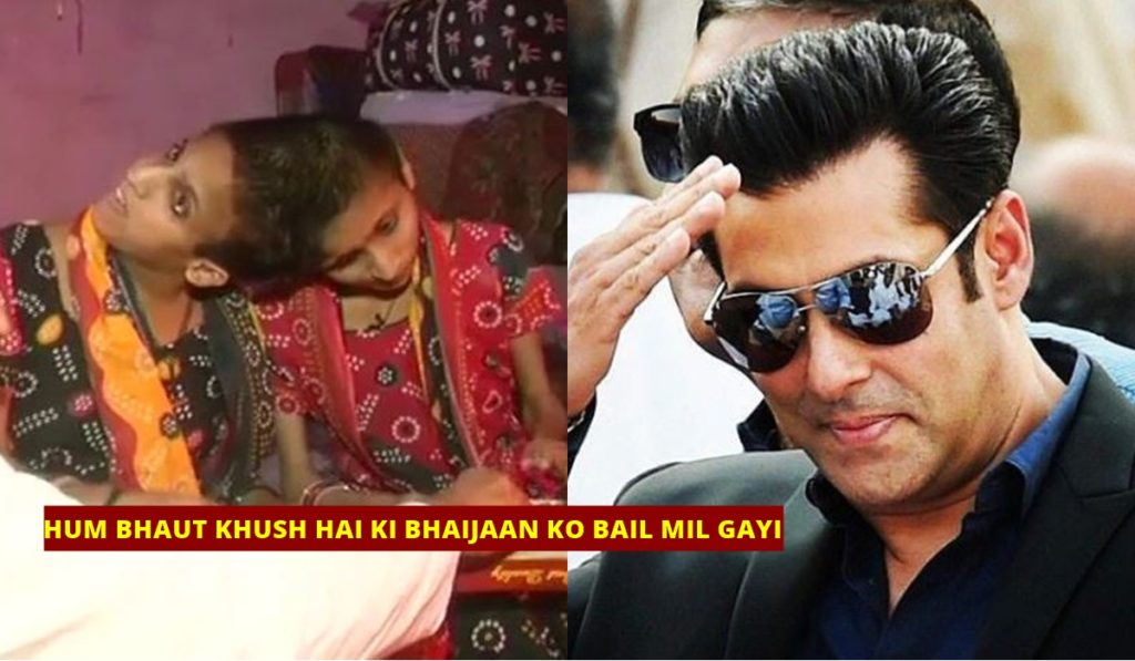 Saba-Farah-Salman Khan-Conjoined Sisters-Granted Bail