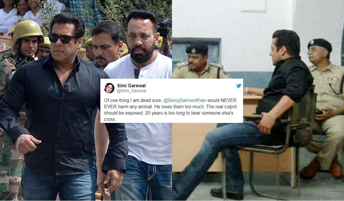 Salman Khan-Jodhpur Court Verdict-Supporting
