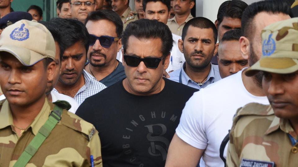 Salman Khan-Blackbuck Poaching Case-Jodhupur Court