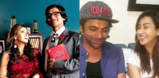 Shilpa-Sunil-First look-Cricket Show