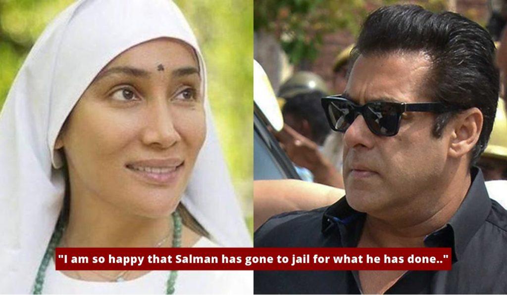 Sofia Hayat-Salman Khan-Blackbuck Poaching Case