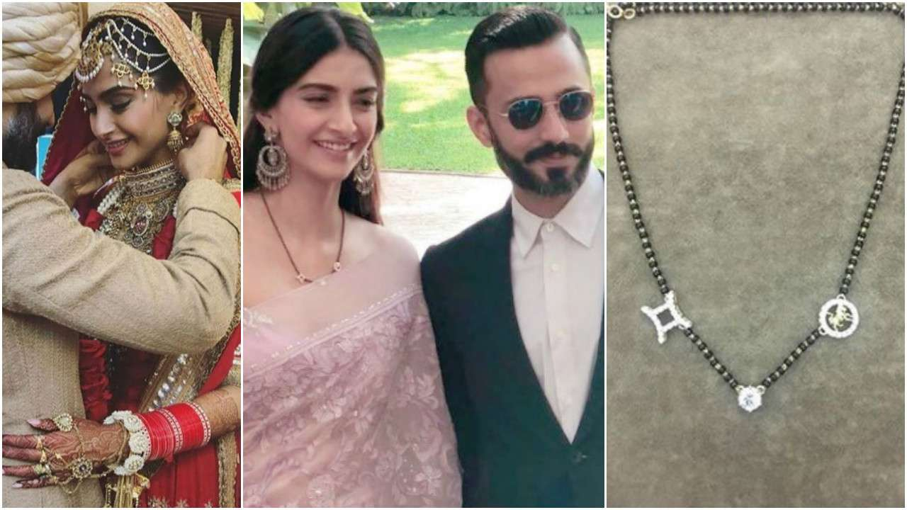 Sonam Kapoor's customized Mangalsutra, star signs of the ...