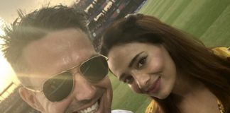 mayanti langer and kevin peterson