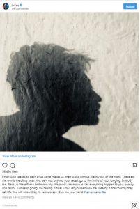 इरफान खान ने शेयर की तस्वीर