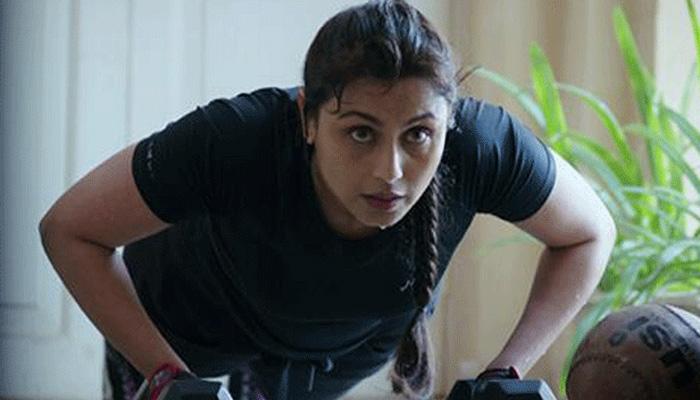 आमिर ने रानी को कहा बुढ्ढी