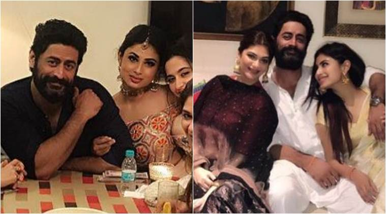 FINALLY: Mouni Roy and Mohit Raina open up about their