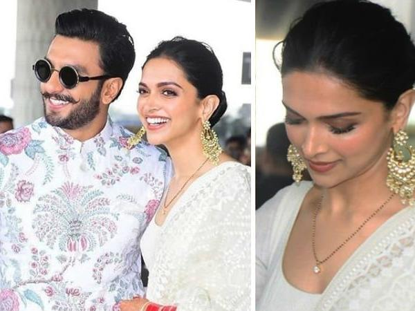 Deepika Padukone S Rs 20 Lakh Mangalsutra Is Just As
