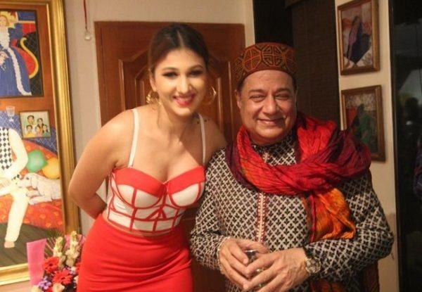 Jasleen Matharu and Anup Jalota