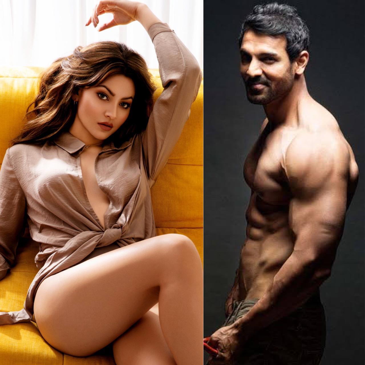 Urvashi Rautela and John Abraham upcoming movie