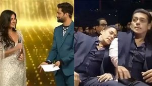 Vicky Kaushal Proposed Katrina Kaif In Front Of Salman And His Reaction Is Priceless