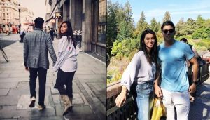 Farhan Akhtar & Shibani Dandekar Posted A Picture Wearing Rings And The Internet Can't Stop Speculating