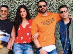 Confirmed! Katrina Kaif joins Akshay Kumar in Rohit Shetty, Karan Johar's cop drama Sooryavanshi