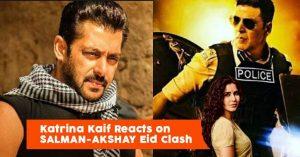 Katrina Kaif Says Salman Khan Won't Clash Inshallah With Sooryavanshi