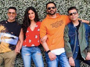 With Akshay Kumar and Katrina Kaif in the lead, Rohit Shetty's Sooryavanshi to go on floors next week?