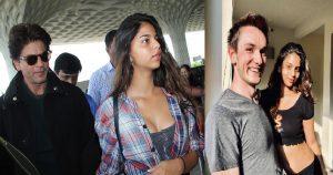 Hilarious: Shah Rukh Khan Reveals How He Handles  Suhana Khan's Boyfriend-Problems