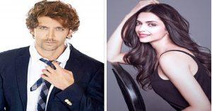 Deepika Padukone's Sassy Comment On Hrithik Roshan In War Will Make Ranveer Singh Jealous