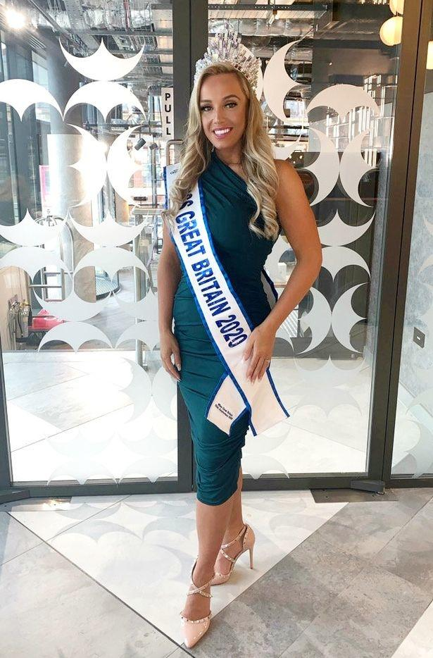Jen Atkin was dumped three years ago, Miss Britain and First Runner Up Of Miss England