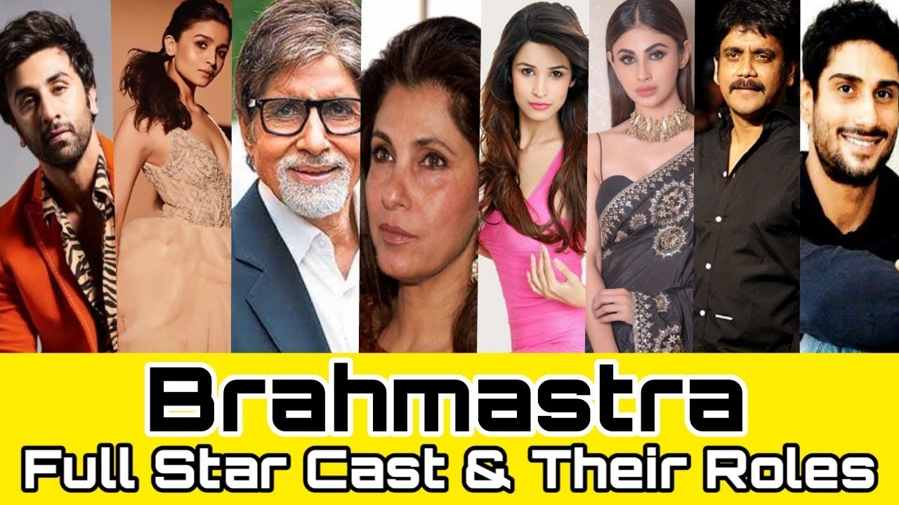 Image result for Brahmastra cast