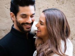 Actress Angad Bedi Gets A Romantic Start To His Birthday