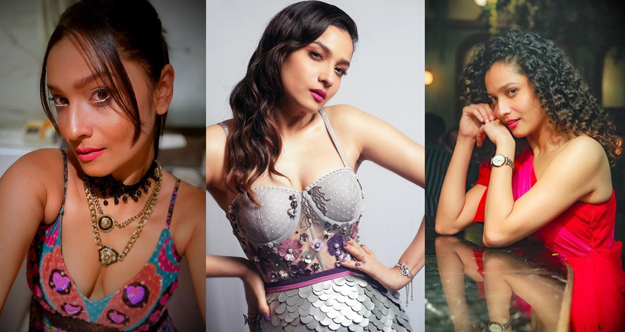 Ankita Lokhande will blow your mind away with her latest mermaid look!