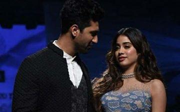 Vicky Kaushal And Janhvi Kapoor's SAD